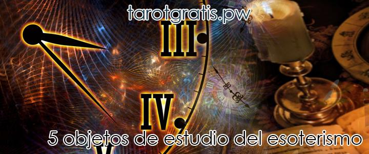 5 objetos de estudio del esoterismo